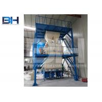 Quality 5-8t Dry Mix Mortar Production Line High Efficiency For Tile Adhesive wholesale