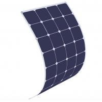 Quality Ultra Light Electric Car / Roof Flexible Solar Panels 100W Over 23% Efficiency IP65 wholesale
