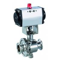 Quality Stainless Steel Pneumatic Ball Valve wholesale