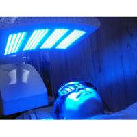 Quality PDT LED Light Therapy Machine For Wrinkle Reduction , Anti Aging Facial Light Therapy Devices wholesale