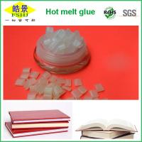 Quality Raw Material Hot Melt Glue Granule , Polypropylene Adhesive For Offset Paper Coated Paper Binding wholesale