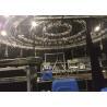 Aluminum Screw Truss Lighting Systems For TV Live Program / Speech Show