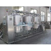 Quality automatic CIP washing system, CIP system, beverage machinery Automatic Milk,Juice Cip Cleaning Unit wholesale