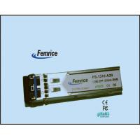 Quality 1.25Gbps FC 1310nm Single-mode Dual LC 20km SFP Module wholesale