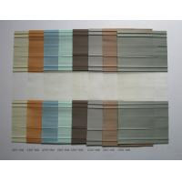 Quality Modern Curtain Blinds of Double Faced Zebra Blinds wholesale