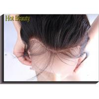 Quality Wholesale Lace Frontal Ear to Ear 100% Human Straight Hair Extension wholesale