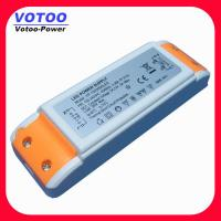 Quality 100V -24V 12V 2.5A DC Constant Voltage LED Driver 30Watt CE wholesale