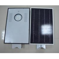 China Exterior 15 Watt Garden Solar Powered Security Light With Motion Sensor on sale