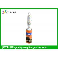 Quality JOYPLUS Plastic Lint Roller Remover Dog Hair Remover Roller With BSCI Certificate wholesale