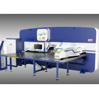 High Reliability CNC Turret Punching Machine 42 Station Low Failure Rate