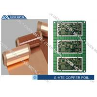 Quality Single Shiny Heavy ED PCB Copper Foil 1/4OZ ~ 3OZ 1295mm×1295mm wholesale