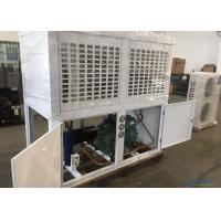 Quality 8HP Box Type Refrigeration Condensing Unit With Air Cooler For Cold Storage Room wholesale