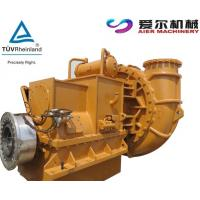 Quality High Effieiency River Sand Pumping Machine For River Dredger / Sand Suction wholesale