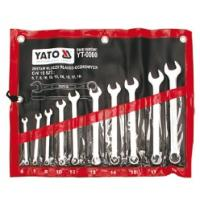 China YT-0060 combination spanner set on sale
