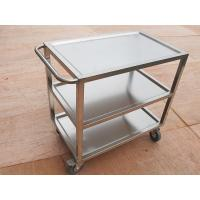 Quality Hotel Professional Platform Truck Trolley With Folding Handle For Transport wholesale