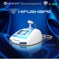 Quality FDA approval best selling and result high quality 500000 shots hifu body slimming machine wholesale