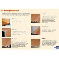 Cheap Flooring accessaries, Flooring Mouldings, Skirting, Reducer, Stair Nose for sale