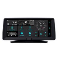 Cheap Android System On Dash Car GPS Navigator with FM Radio DVR Bluetooth 3G Wifi for sale