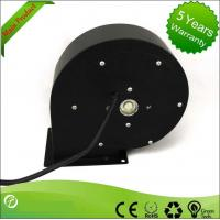 Quality Low Noise Durable Coil Units Blower Single Inlet Centrifugal Fans wholesale