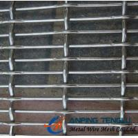 Quality Slot Hole Crimped Wire Mesh in SS304, SS316 for Architecture & Animal Raising wholesale