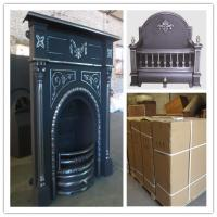 Buy cheap price for cast iron indoor fireplace from wholesalers