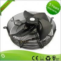 Quality 200 mm Industrial Ec Axial Fan With External Motor For Ventilation / Air Flow wholesale