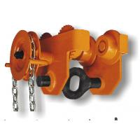 Quality 0.5T-30T Capacity GCL 620 Series Geared Single Trolley Manual Chain Hoist For Warehouses wholesale