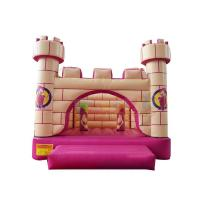 Quality Witch Palace Inflatable Air Bounce House Pvc Moon Jumper Castle  Quadruple Stitching wholesale
