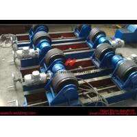 Cheap 20Ton Pipe Roller Stands / Tube Testing Welding Turning Rolls for Energy for sale