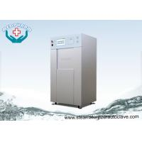 China Fully Jacket SUS304 Chamber Autoclave Steam Sterilizer For Garment on sale