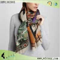 China Eyelash Trims Luxurious Top Cashmere Retro Scarf   on sale