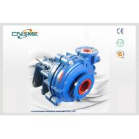 Cheap Horizontal Heavy Duty Slurry Pump With corrosion resistant Spare Parts for sale