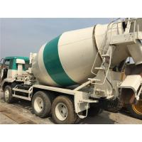 Quality Used Mitsubishi Concrete Mixer Machine Truck price with good condition for sale wholesale