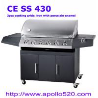 China Outdoor BBQ Gas Grill on sale