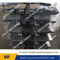 Quality OEM quality crawler crane Manitowoc 222 track shoe/track pads made in China wholesale