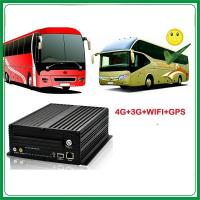 Quality Popular Wireless 4CH Vechicle mobile dvr Network P2P Mini DVR Kit wholesale