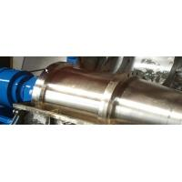 Quality SKF Bearing Centrifugal decanter Separator 1820-3639 G - Force For Petroleum wholesale