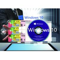 Buy cheap Genuine Windows 10 Product Key X20 Online Activate Multi Language COA Sticker from wholesalers