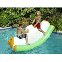 Quality Durable Commercial Grade PVC Tarpaulin Inflatable Water Totter For Children wholesale