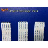 Quality Economic OEM 0.8mm Pitch Flat Flexible FFC Cable With Soldering wholesale
