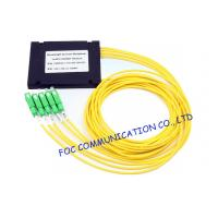 Quality SC APC Connector optical Wavelength Division Multiplexer Low Insertion Loss wholesale