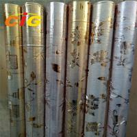 Buy cheap Waterproof Fire - Resistant PVC Transparent Film For Furniture / Shoes from wholesalers