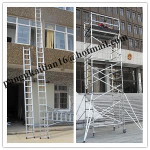 Quality Aluminium ladder&household ladder,Aluminium Step ladder folding ladder wholesale