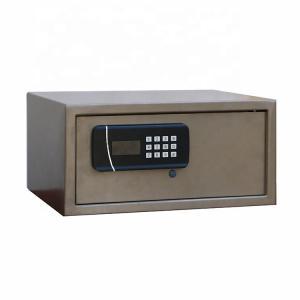 China Deposit Digital Money Safe Box Steel Storage Locker Electronic Key Lock Wall Safe Box on sale