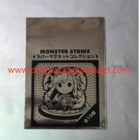 China Exported to Japan, aluminum foil self-adhesive bag for children's toys on sale