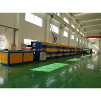 Quality 16mm Thickness PU Sandwich Panel Production Line for Exterior Wall Aluminium 2.5-10m / min wholesale