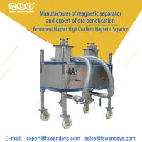 Quality ISO Permanent Drawer Type Magnetic Separator Machine For Plastics , Food wholesale