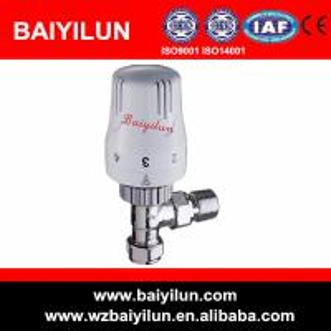 Quality 15mm brass trv thermostatic radiator valve wholesale
