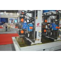 Quality Automatic ERW tube mill machine price/steel pipe making machine wholesale