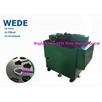Quality Paper Auto Insertion Machine For Fans , Water Pump Slot Insulation Machine wholesale